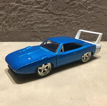 1:32 scale alloy model car, high simulation Dodge Charger 1969, metal casting,collection model vehicle, free shipping