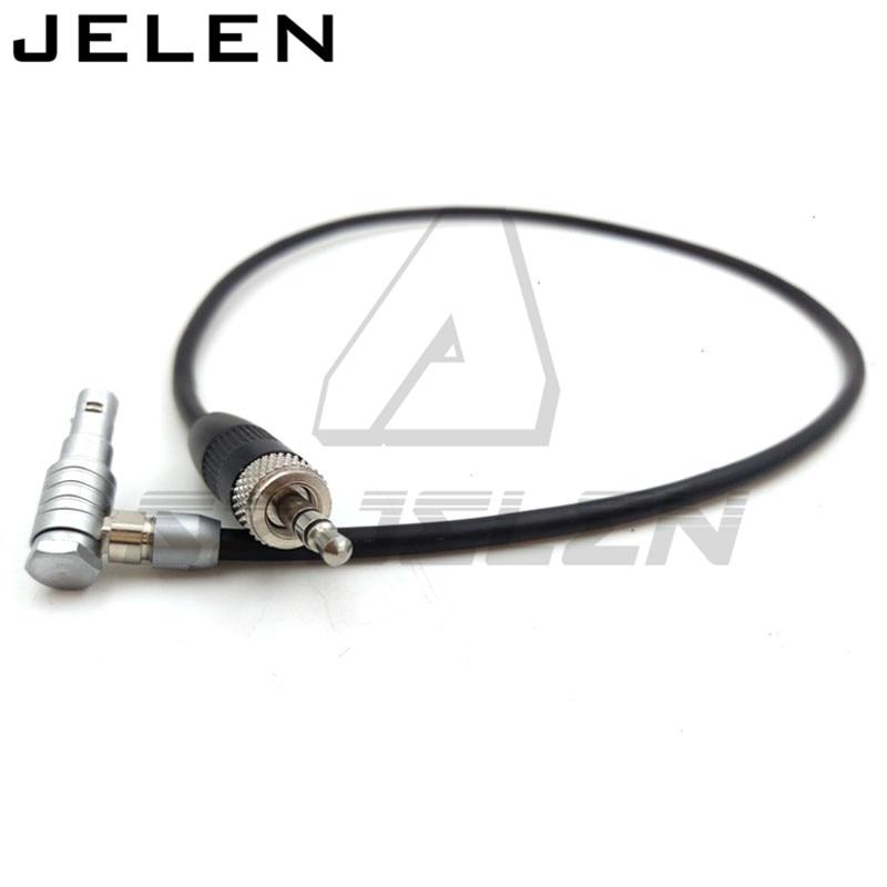 Arri Alexa Mini Audio Cable FGG 00 5 For 3 5 audio plugs with lock the