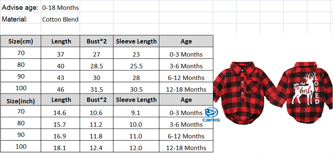 HTB1tuemXinrK1Rjy1Xcq6yeDVXas Pudcoco Baby Girls And Boys Unisex Clothes Christmas Plaid Rompers Newborn Baby 0-18 Monthes Fits One Piece Suit Cartoon Elk New