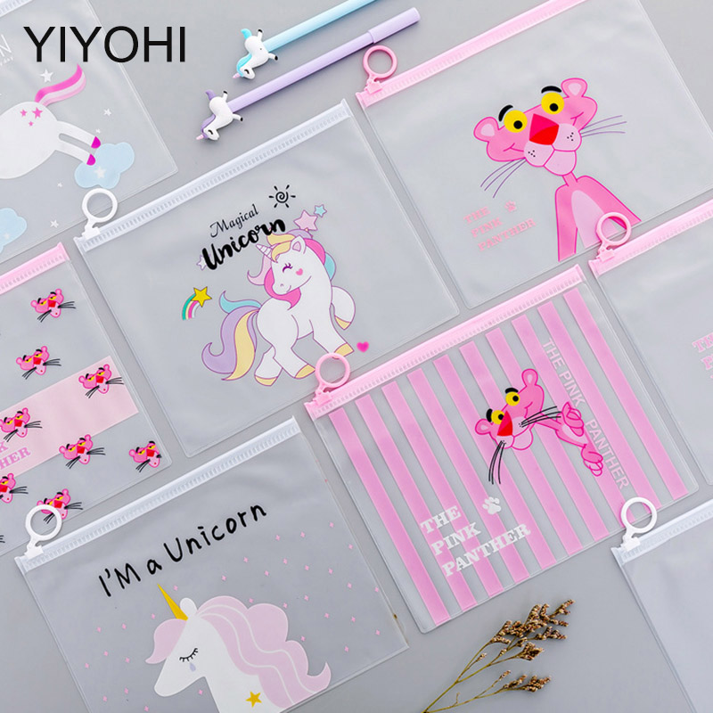 Cute Unicorn Clear Cosmetic Wash Bag Fashion PVC Toiletry Bag Travel Organizer Necessary Beauty Case Makeup Bag Bath Make Up Box цена