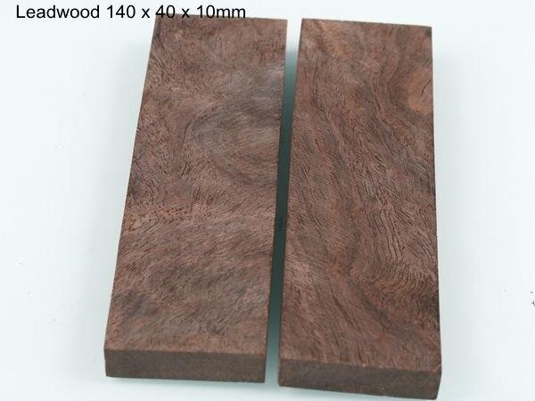 140 x 40 x10 mm Knife Handle's Material African Leadwood Pistol Grips Handles Crafts Wood Handle DIY цена