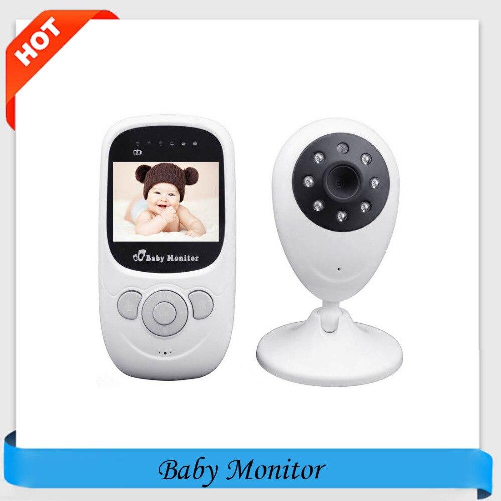 SP880 Детские спальные монитор младенца Камера монитор с Камера Беспроводной видео Видеоняни и радионяни радио няня 2 пути аудио говорить