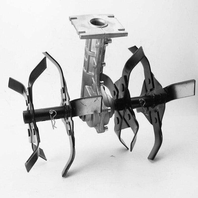 Gx35 Рюкзак Мульти сад кусторез whipper snipper цепная пила хедж триммер Расширенный полюс культиватор мини культиватор - 2
