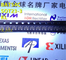 1PCS/Lot , BAT54S BAT54 BAT54W BAT54C BAT54SLT1G SOT-23 ,New Oiginal Product New original fast delivery(China)