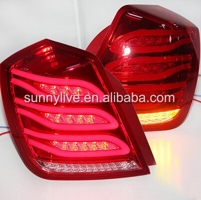 Forenza Lacetti Nubira Optra  LED Rear Lights For 2003-2007 Year  BZW
