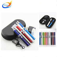SUB TWO Electronic Cigarette starter kit Double  kit EVOD E cig with 2 Evod Batery and MT3 Atomizer ecig vape pen Zipper