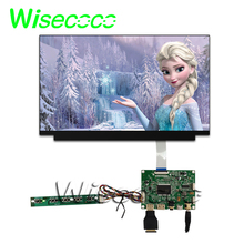 13.3 inch LCD LED Screen Display  For  Notebook  IPS LQ133M1JW15 with 2hdmi mini board цена