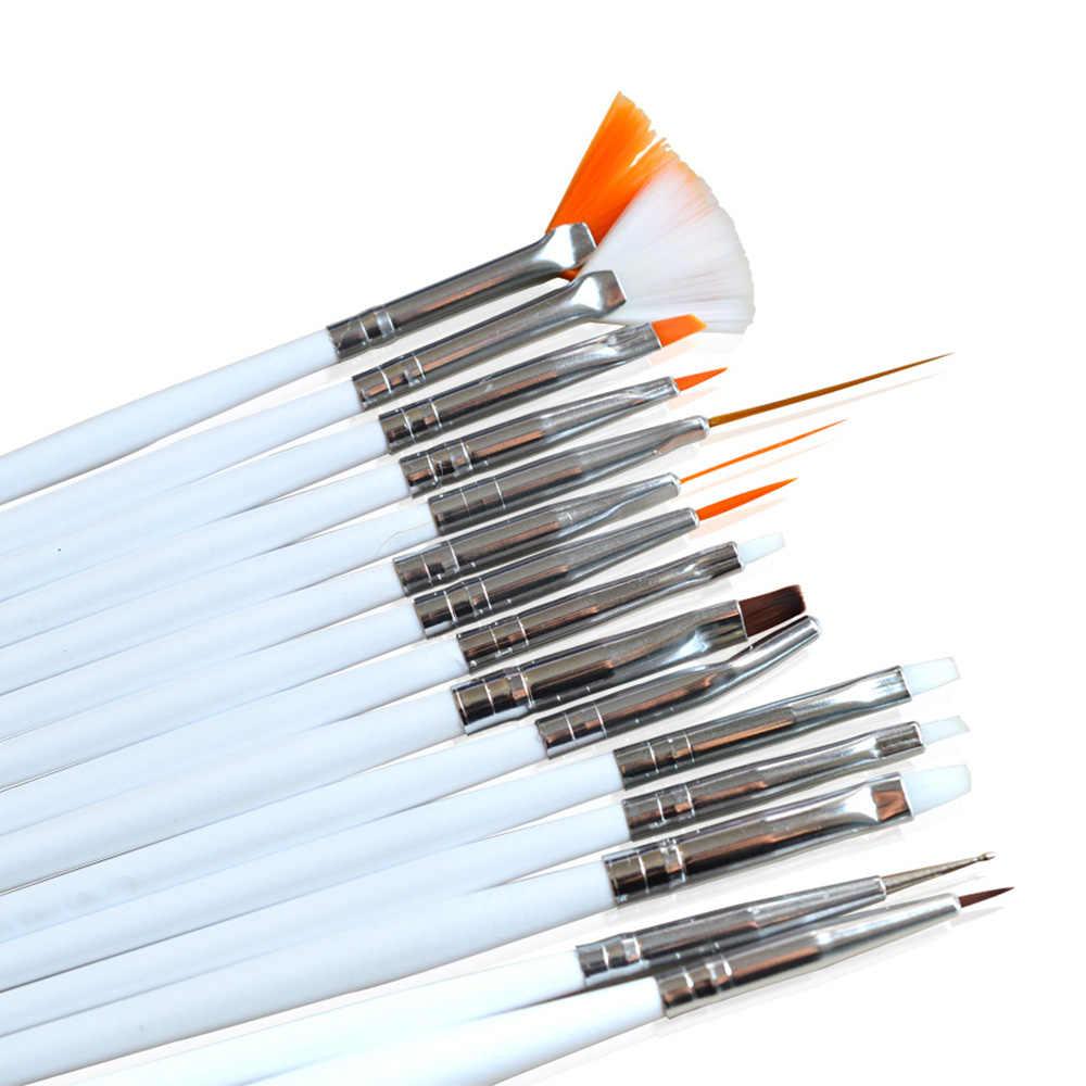 Полный набор для маникюра, маникюрный набор для ногтей с 6 шт., Гелевый лак для ногтей, набор для маникюра, инструменты для салона CH914