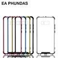 Fundas case для Samsung S8 высокое качество EA PHUNDAS 2 в 1 Кристалл + ТПУ ударопрочный анти стук case саппу для Samsung S8 плюс