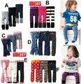 Hot Sale Girls' Leggings Children's  pants boys pant underpants kids trousers YFF