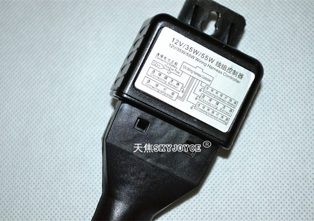 Online shop one for two high quality hid xenon h hi lo controller