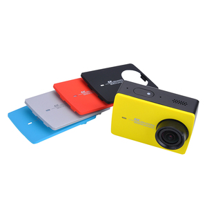 Image 5 - Repair parts panel Camera dive DV Protective cover Case For xiaomi yi 2 4K 4K+ Sport action camera accessories