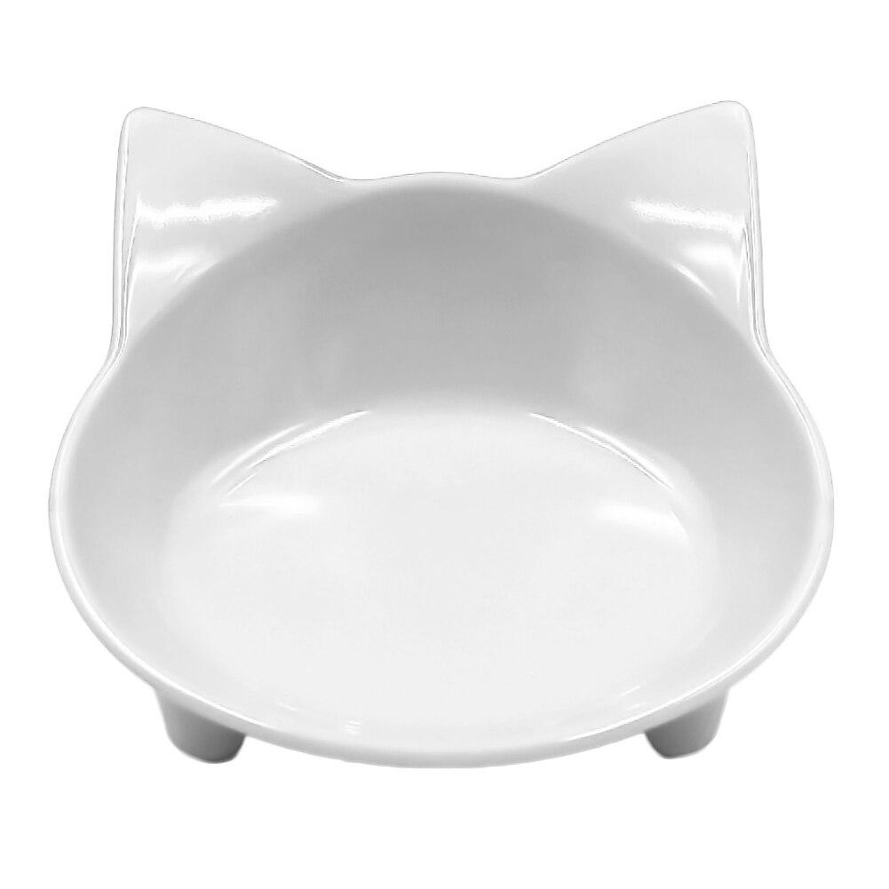Автомобильная чаша, 8 цветов, кошачья форма, посуда для домашних питомцев, миска для домашних питомцев, кормушка для кошек и собак, посуда для маленьких собак, миска для воды, аксессуары для домашних животных