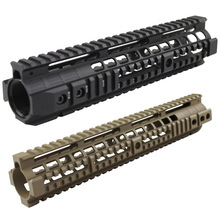 Hot Sale Tactical Handguard Rail System 12.6 inch handguard rail Mount for Airsoft AEG M4 /M16 AR 15 Black/ TAN
