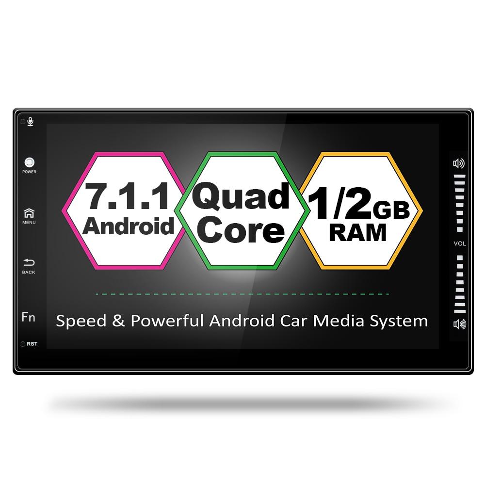 Isudar автомобильный мультимедийный плеер gps Android 7.1.1 2 Din универсальный dvd-плеер автомобиля для Nissan/X-trail DVR камера цинковый сплав OBD 2
