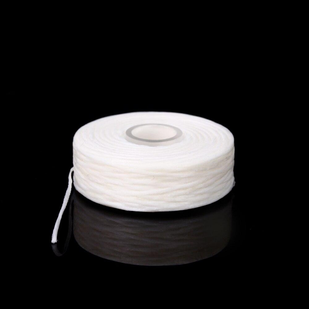 AZDENT 10 рулонов зубная нить встроенная катушка воск мятный ароматизированный Европа Замена плоская проволока зубная нить 50 м/рулон всего 500 м