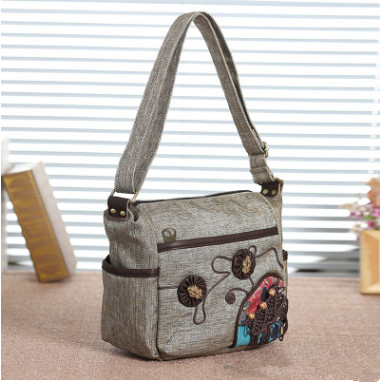 New Fashion Women Shopping Handbags!Hot Appliques Shoulder& Crossbody bags Top casual carrier Versatile small phone/makeup bags