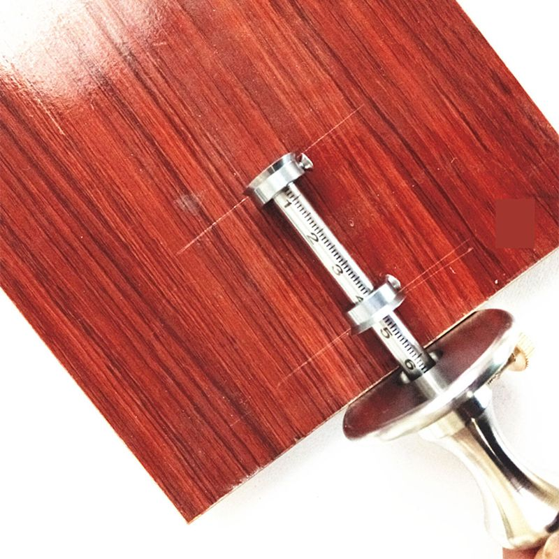Scriber Steel Ruler Marking Tool Woodworking Gauge 2019 Scribe Dropshipping Stainless NEW Carpenter