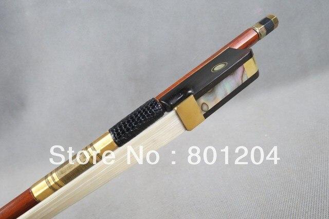 Best 1pcs advanced Pernambuco cello bow 4/4,Copper parts