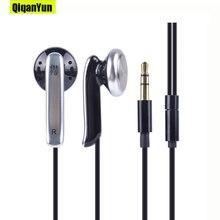 Original QianYun Qian69 Hifi In Ear Earphone High Qaulity Bass Dynamic Flat Head 3.5mm Earb