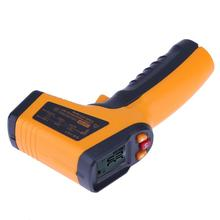 Cheap price New Laser LCD Digital IR Infrared Thermometer TN600 Temperature Meter Gun Point -50~ 600 Degree Non-Contact Thermometer