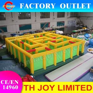 TH extra delivery cost for 8x8m inflatable maze