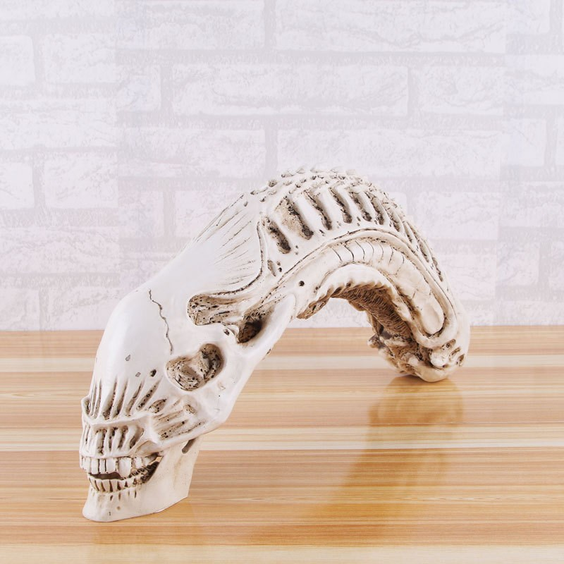Halloween Scary Animal Skull Shaped Skull Model Gift Resin Crafts Taro Props Personality Decoration