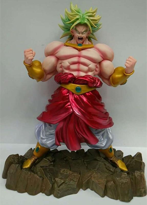 Dragon Ball Z shf super saiyan broli Brolly action figure toy for Collection недорого