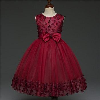Vestidos Infantiles Para Niñas Vestido De Fiesta De