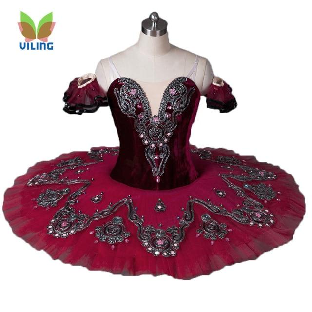 7750a8d9ebd Women Girl ballerina ballet dress Professional ballet tutu skirt Nutcracker  costumes classical ballet tutus