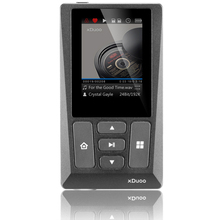 XDUOO X10T WM8805 MINI carrossel DSD HIFI MP3 lossless digital portátil jogador