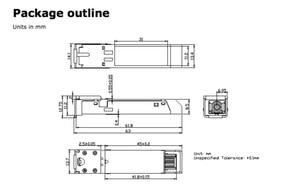 Image 4 - Совместим с NETGEAR AGM734 1000BASE T, медный, RJ 45 100m, модуль приемопередатчика SFP