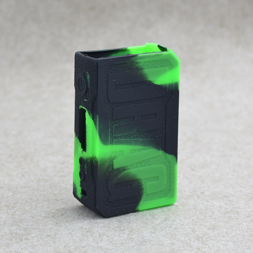Voopoo Drag 157w Silicone case/sleeve/skin and Vape silicone cover sticker sleeve wrap for Voopoo Drag 157 W box mod
