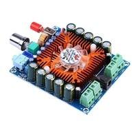 KYYSLB 2019 NEW DC12V TDA7850 4.0 channel mini HIFI car audio amplifier board 50W*4