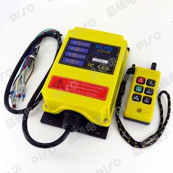 F21 Series F21-4S PISO industrial remote controller for china manufacturing supply AC36 AC110V AC220V AC380V DC24V - DISCOUNT ITEM  5% OFF All Category