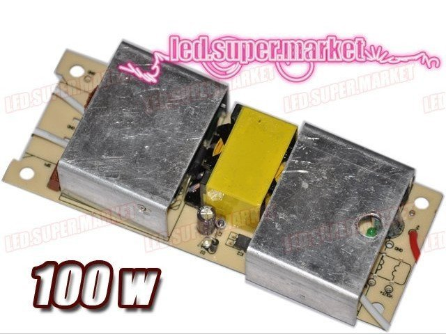 5pcs/lot  100W  Driver High Power LED Light Driver Free Shipping