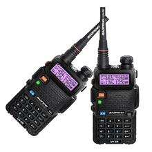 2PCS BAOFENG UV-5R UU 136-174/400- 520MHz Dual-Band DCS DTMF CTCSS Walkie Talkies in Russia – Moscow