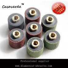 DC-RDPP02 2 дюймов (50 мм) алмазный смолы барабанные колеса для полировки гранита и мрамора