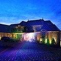 Открытый RGB Звезда Лазерный Проектор Свет Душ