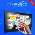 10.1 polegada IPS HDMI monitor de tela de toque resistiva LCD 10.1 polegada industrial resistiva de quatro fios da tela sensível ao toque de Exibição do monitor LCD