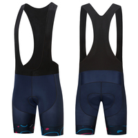 SUREA Pro 3D Padded Coolmax Gel High Quality Mountain Bicycle Bike Bib Shorts Quick Dry Cycling