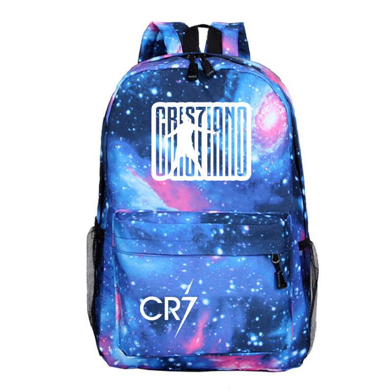Cristiano Ronaldo CR7 Backpack Kids