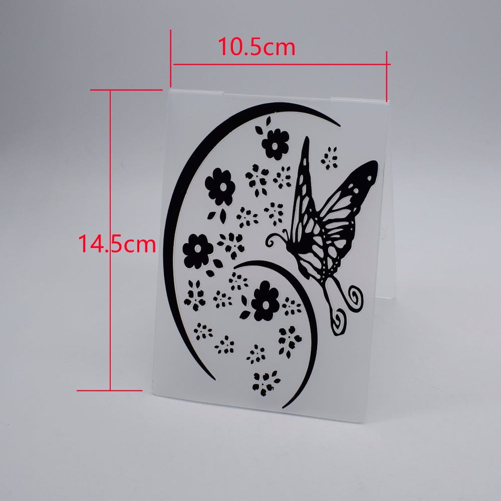 Wall Vein Silicone Clear Stamps For Scrapbooking Diy Album Card Decoration Embossing Folder Craft Rubber Stamp Molds 2019 New Attractive Fashion Stamps Scrapbooking & Stamping