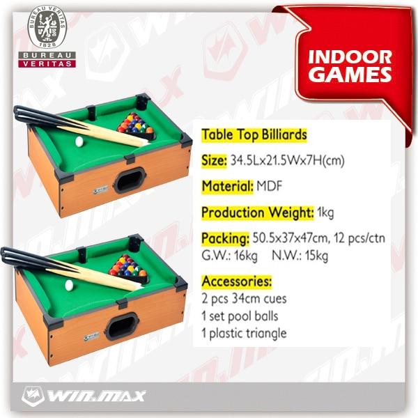 Children S Billiard Table American Child Snooker Toys For