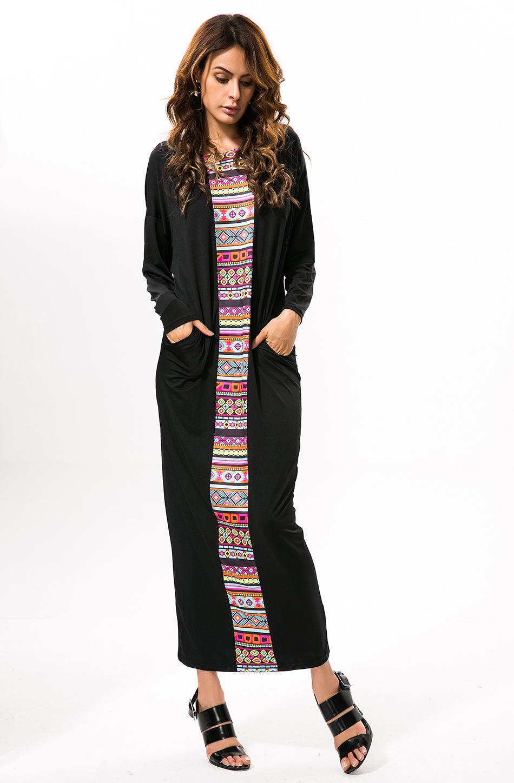 Robe Abaya Fashion Musulmanes