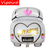 VIPOINT PARTY 63x50cm love heart crown car foil balloons wedding event christmas halloween festival birthday party HY-24
