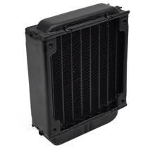 80mm pc water cooling radiator for computer Chip CPU GPU VGA RAM Laser-cooling cooler Aluminum alloy Heat Exchanger