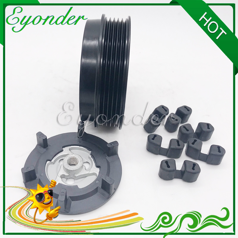 A/C Air Conditioning Compressor Electromagnetic Magnetic Clutch for <font><b>MERCEDES</b></font> BENZ <font><b>W245</b></font> B150 B160 <font><b>B170</b></font> B180 B200 A0012303511 image