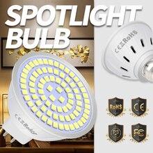 WENNI GU10 LED Bulb E27 Spotlight E14 Lamp 220V Bombillos MR16 Spot Light B22 Corn 48 60 80leds Ampoule GU5.3 2835