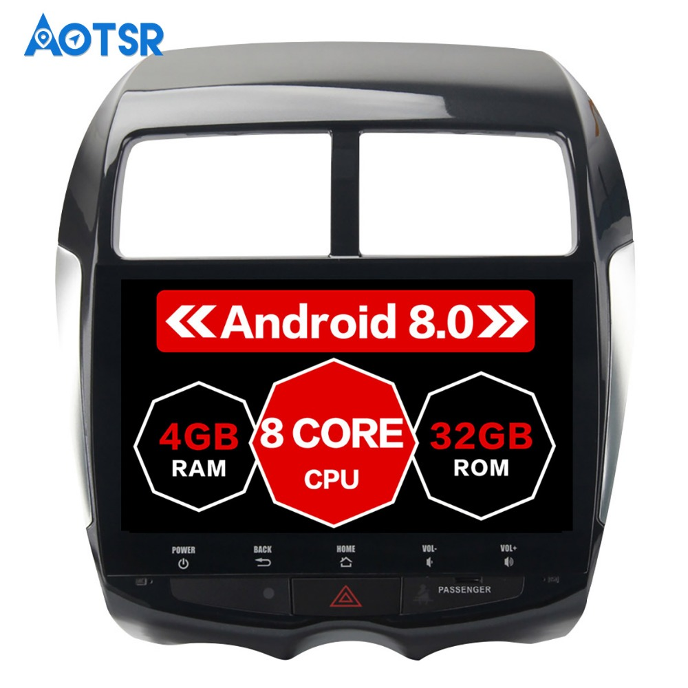 <font><b>Android</b></font> <font><b>8.0</b></font> 4 GB <font><b>RAM</b></font> + 32 GB <font><b>ROM</b></font> GPS Multimedia-Player mit 10,2